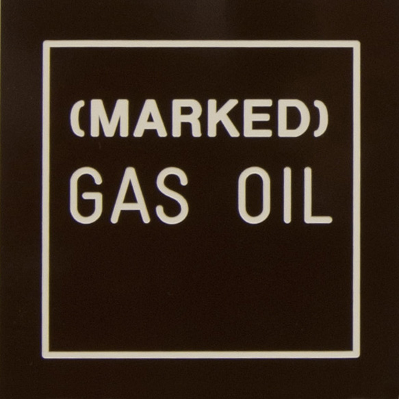 Type-A-Gas-oil-Traffolyte-sign