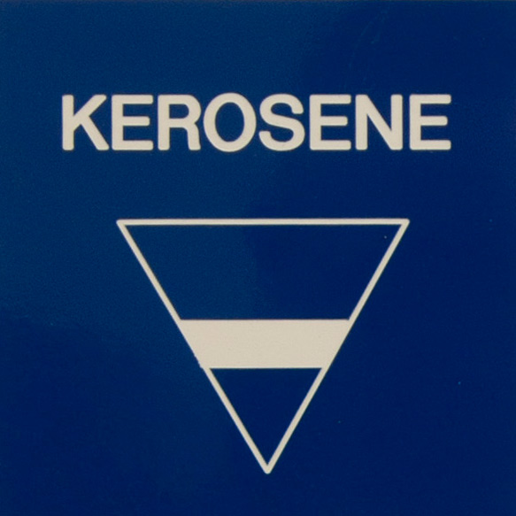 Type-A-Kerosene-Traffolyte-sign