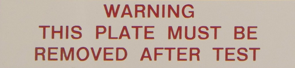 Traffolyte-Warning-sign