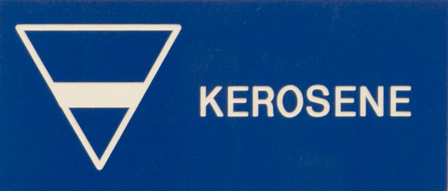 type-E-Kerosene-Traffolyte-sign